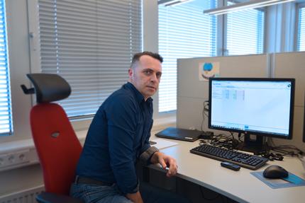 Eivind Friis Ruud, Sweco foran PC