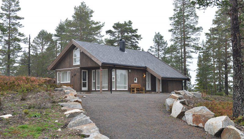 Hytte fra Stilbygg Kongsberg AS