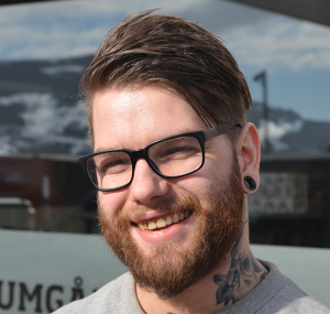 Niclas Fossum, Stenumgård Bygg AS