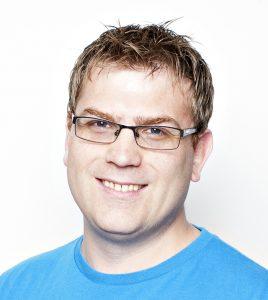 Utviklingssjef i Holte; William Riise Pedersen