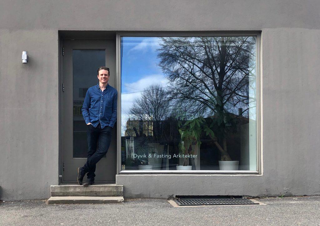 Arkitekt Bjørn Dyvik