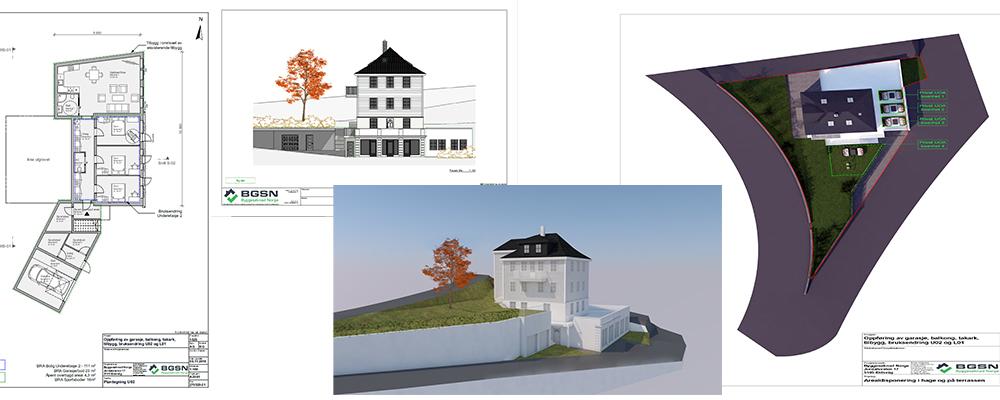 Prosjekt for byantikvaren i Bergen