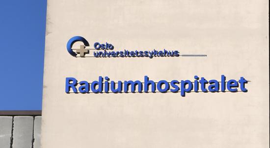 Betongen på den nye stråleavdelingen på Radiumhospitalet er konstruert av Siri Karlsen, en jente i byggebransjen