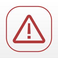 App-ikon Holte Avvik