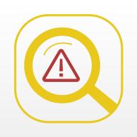 App-ikon Holte Risikoanalyse